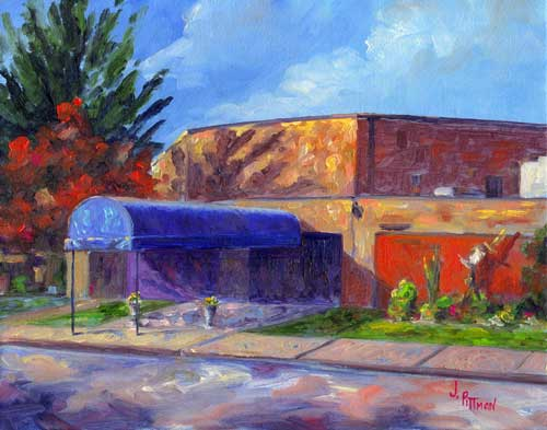 Asheville Community Theater ACT Art Prints